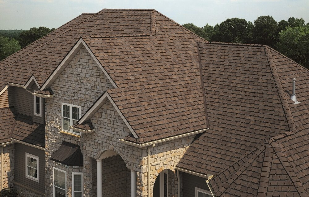 Grand Manor Brownstone Roof Design