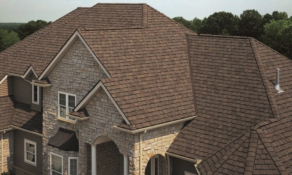 Enlarged View of GM Brownstone Roof Design