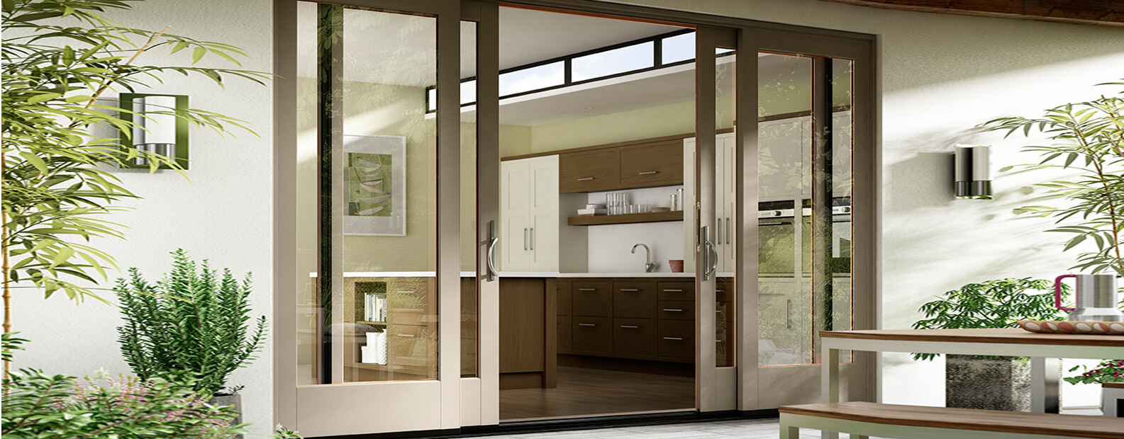 Contemporary Sliding Door Design