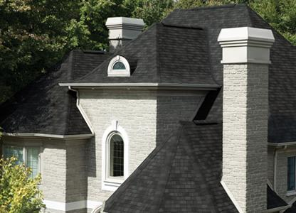Royal Estate Shadow Slate Roof Design