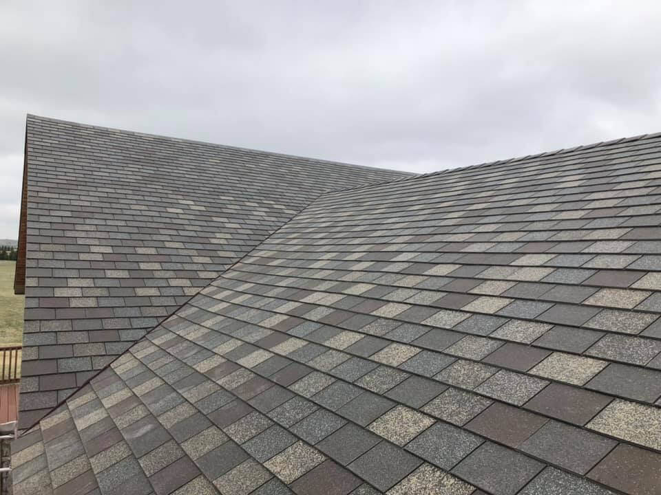 F Wave Revia Premium Roofing Shingles Clear View